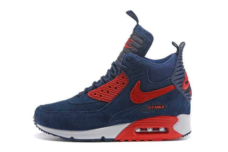 Nike Air Max 90 Sneakerboot ICE Scarpa Uomo