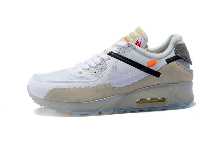 Off White x Nike Air Max 90 OW Scarpa Uomo