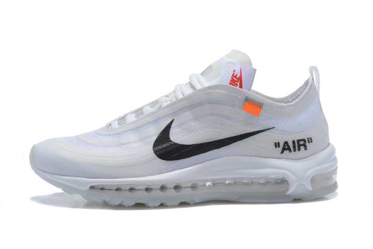 Nike x OFF WHITE Air Max 97 OFF-WHITE Scarpe Uomo e Donna