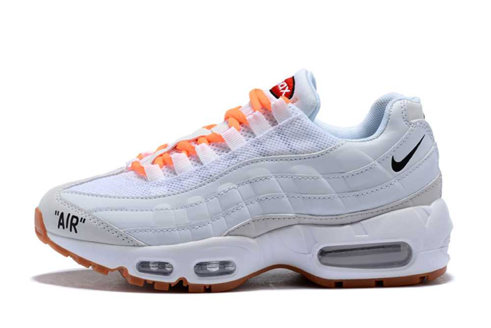 Nike x OFF WHITE Air Max 95 Scarpe Uomo e Donna