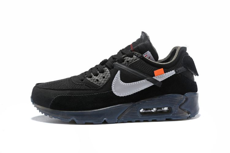 Off White x Nike Air Max 90 OW Scarpe Uomo e Donna