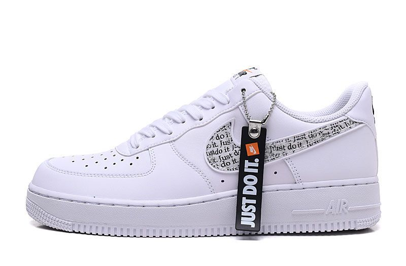 Nike Air Force 1 07 LV8 JUST DO IT Scarpe Uomo e Donna