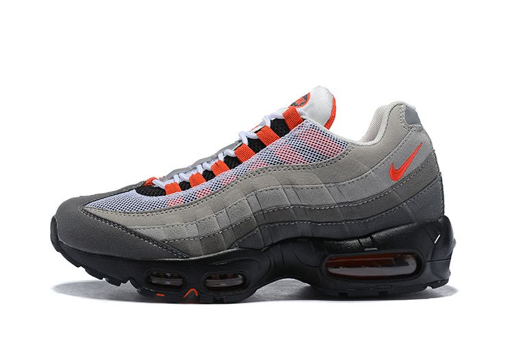 Nike Air Max 95 OG Solar Red Scarpa Uomo