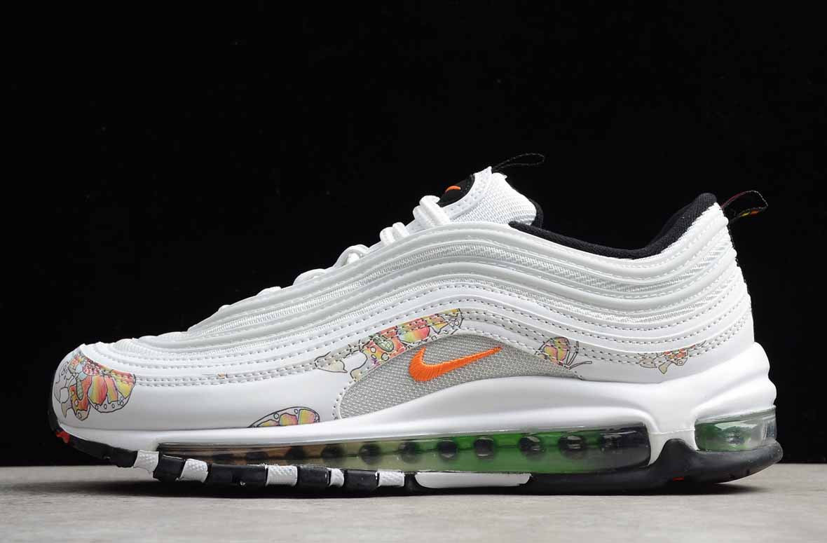 Supreme x Nike Air Max 97 18ss Butterfly Scarpa Donna