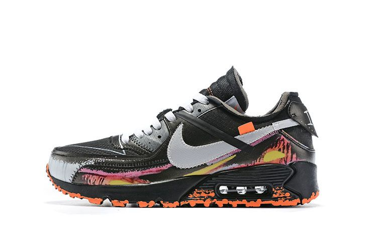 OFF White x Nike Air Max 90 Scarpa Uomo