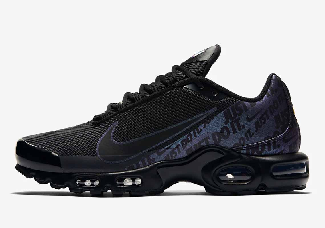 Nike Air Max Plus Just Do It Scarpa Uomo