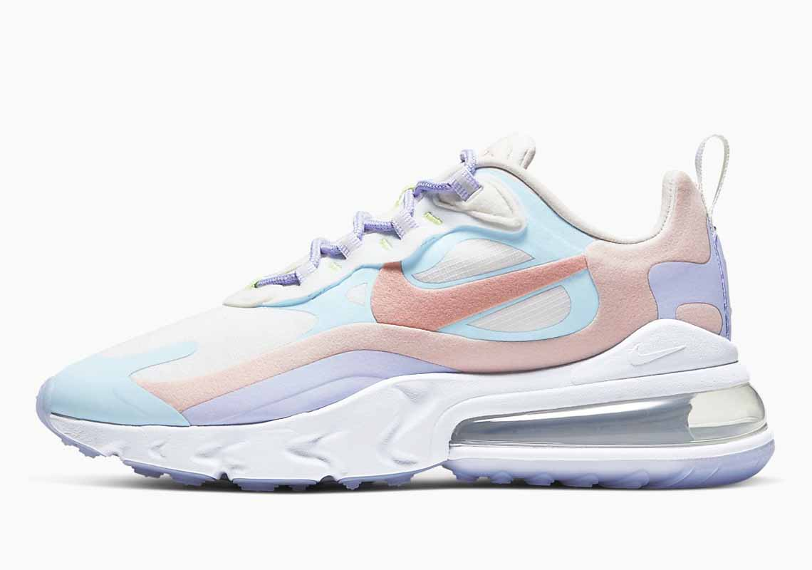 Nike Air Max 270 React Scarpa Donna