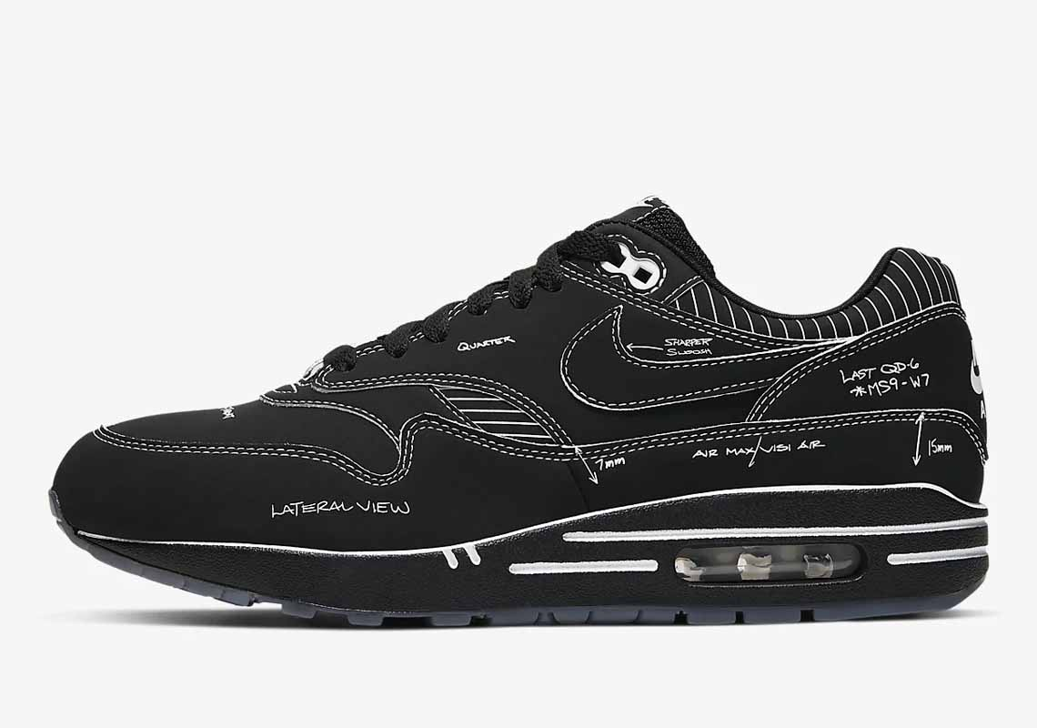 Nike Air Max 1 Sketch To Shelf Scarpe Uomo e Donna
