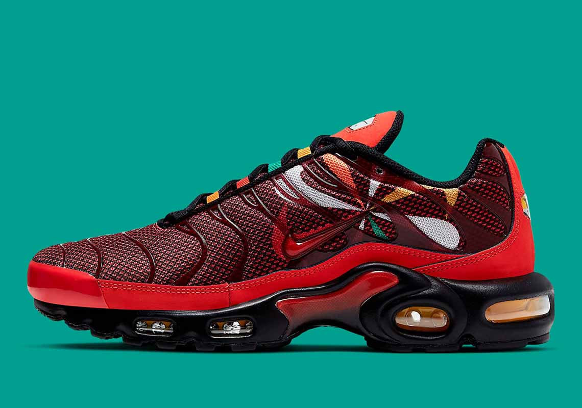 Nike Air Max Plus Sunburst Scarpa Uomo