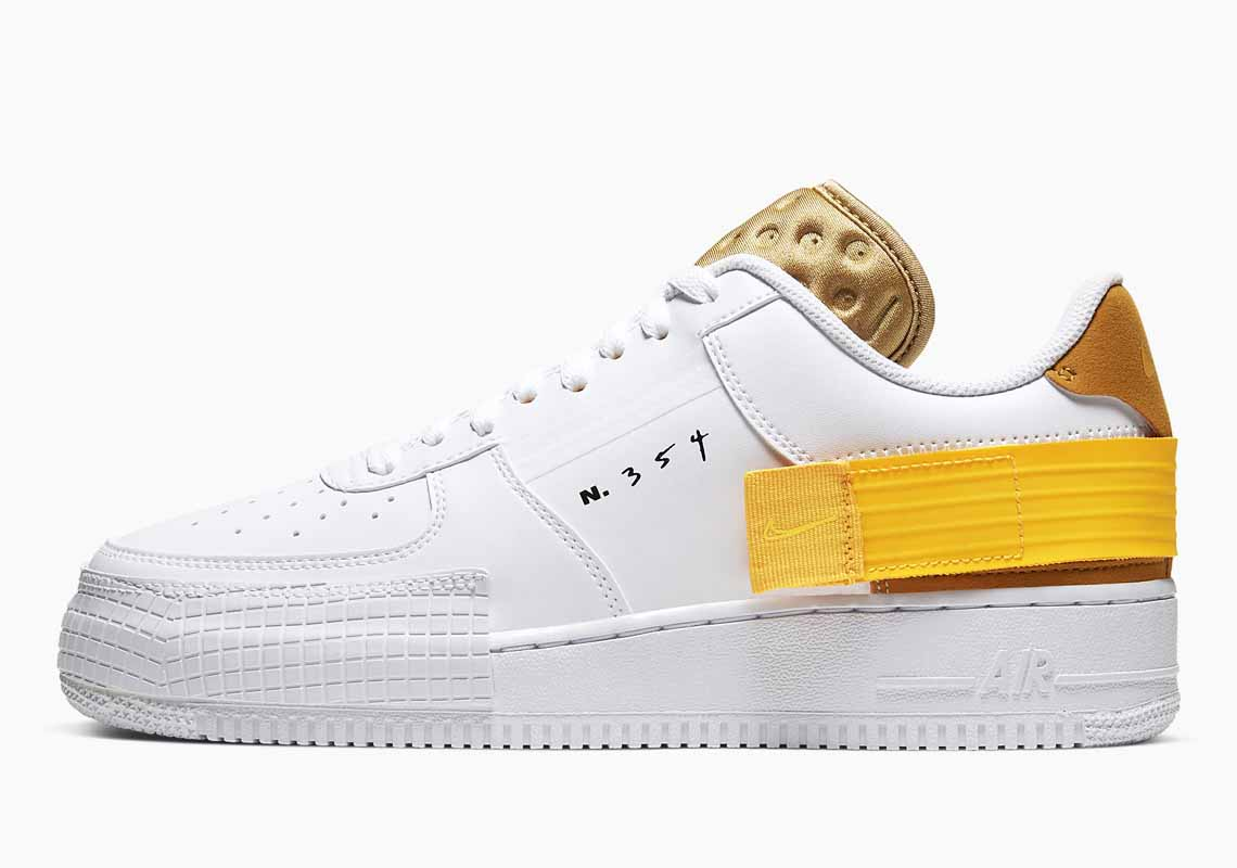Nike Air Force 1 Type Scarpe Uomo e Donna