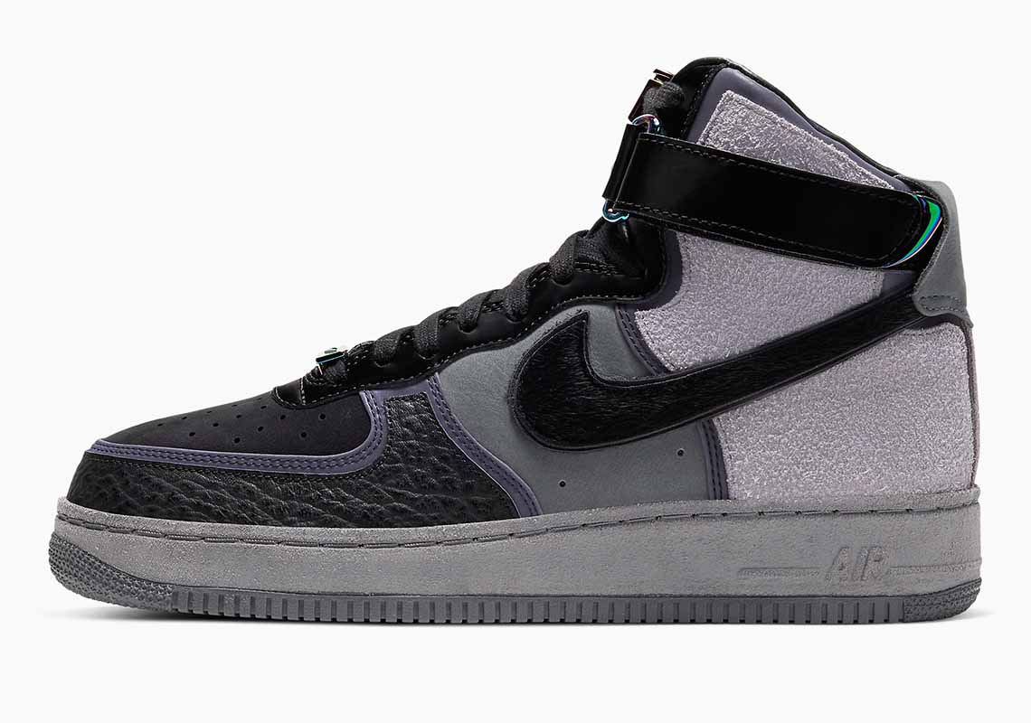 A Ma Maniere x Nike Air Force 1 High Scarpe Uomo e Donna